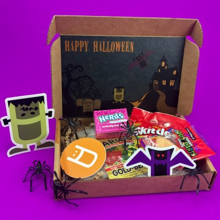 Halloween Candy Box 2